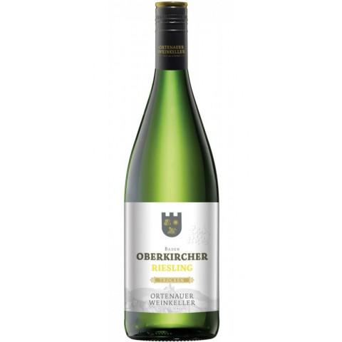 Ortenauer Weinkeller Oberkircher Riesling trocken 1L