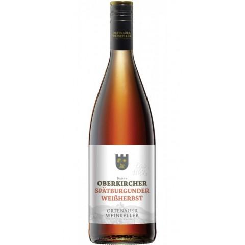 Ortenauer Weinkeller Oberkircher Weissherbst 2017 1 ltr
