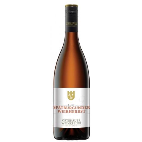 Ortenauer Weinkeller Spätburgunder Weißherbst 2018 0,75L