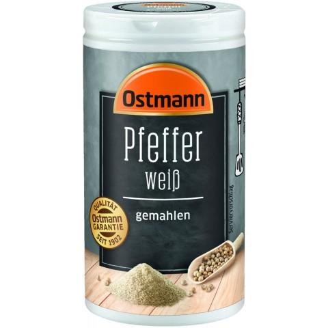 Ostmann Pfeffer weiß gemahlen 45 g