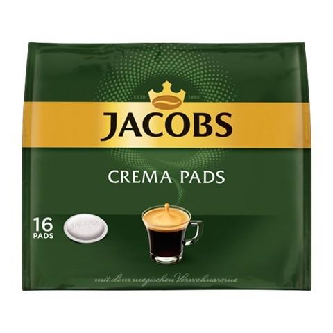 Jacobs Crema Pads 16x 6,56 g