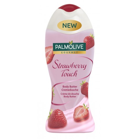 Palmolive Gourmet Cremedusche Strawberry Touch