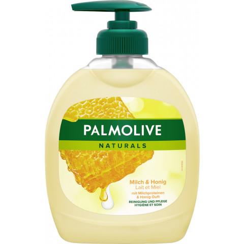 Palmolive Naturals Flüssigseife Milch & Honig 300ML