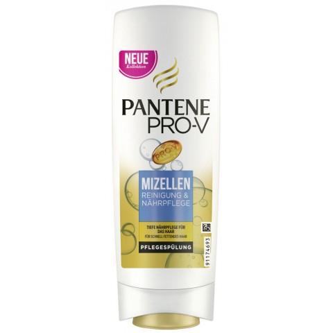 Pantene Pro-V Mizellen Reinigung & Nährpflege Spülung