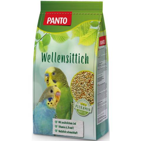Panto Wellensittich 1KG