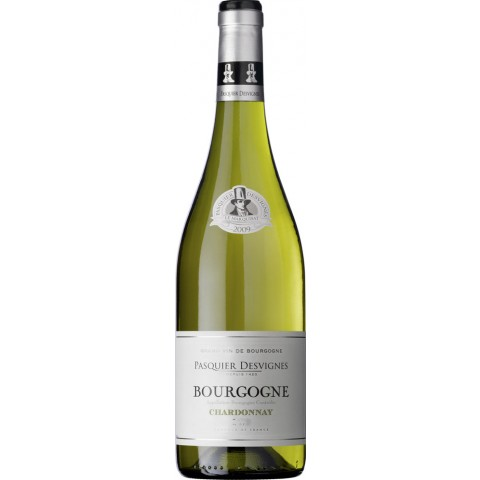 Pasquier Desvignes Bourgogne Chardonnay AOC 2017 0,75 ltr