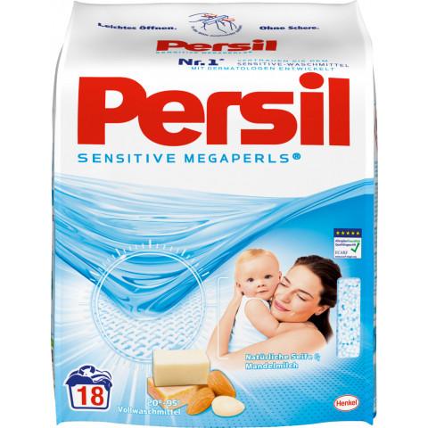 Persil Sensitive Megaperls 1,332KG 18WL