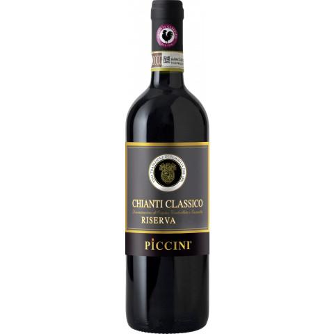 Piccini Chianti Classico Riserva DOCG Rotwein 2014 0,75 ltr