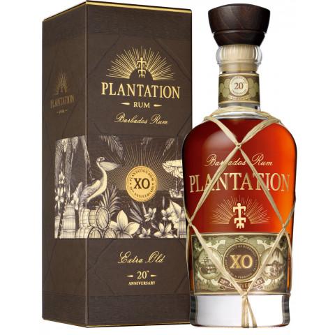 Plantation Rum Barbados XO 0,7L