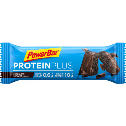 PowerBar Riegel Protein Plus Chocolate Brownie 35 g