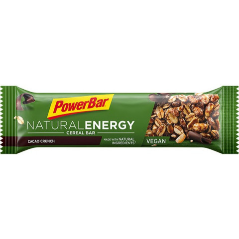 PowerBar Riegel Natural Energy Cacao Crunch 40 g
