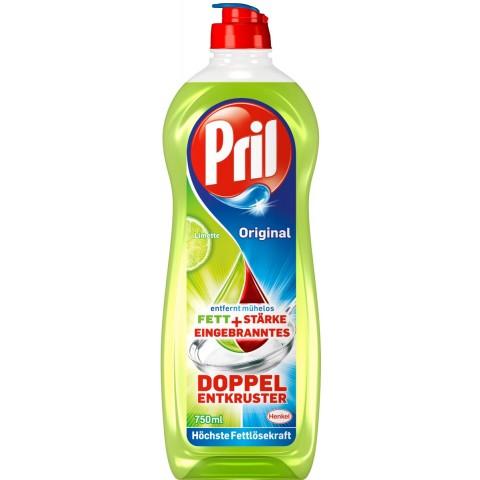 Pril Original Limette Handgeschirrspülmittel 750 ml