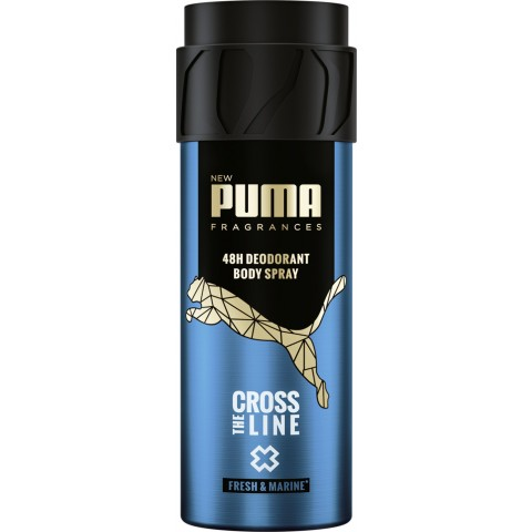 Puma Cross The Line 48H Deodorant Bodyspray