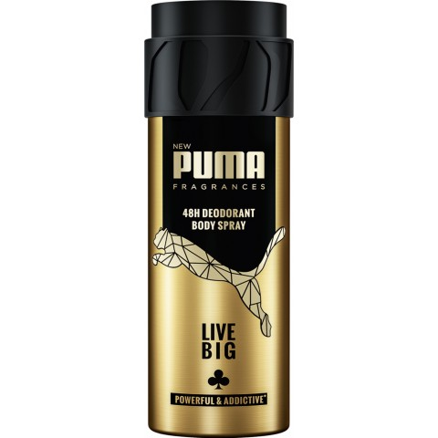 Puma Live Big 48H Deodorant Bodyspray