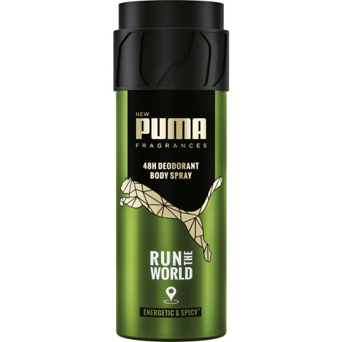 Puma Run The World 48H Deodorant Bodyspray