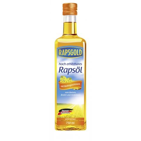 Rapsgold hoch erhitzbares Rapsöl 750 ml