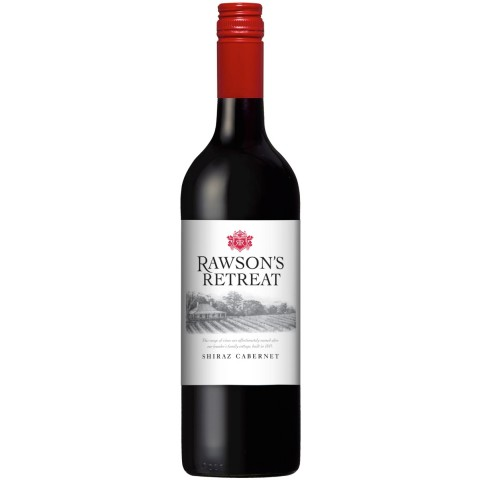 Penfolds Rawsons Retreat Shiraz Cabernet Rotwein 2017