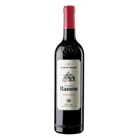 Ramon Bilbao El Viaje de Ramon Tempranillo 2017 0,75 ltr