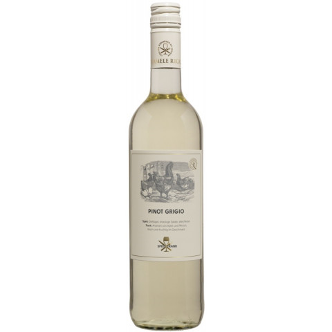 Speis & Trank Pinot Grigio trocken 0,75L
