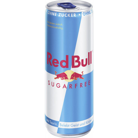 Red Bull Energydrink Sugarfree 250ML
