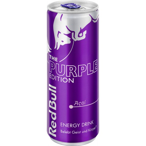 Red Bull The Purple Edition Acai 250 ml