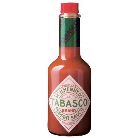 McIlhenny Tabasco Red Pepper Sauce groß 350 ml