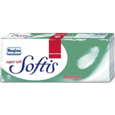 Regina Softis Taschentücher Menthol
