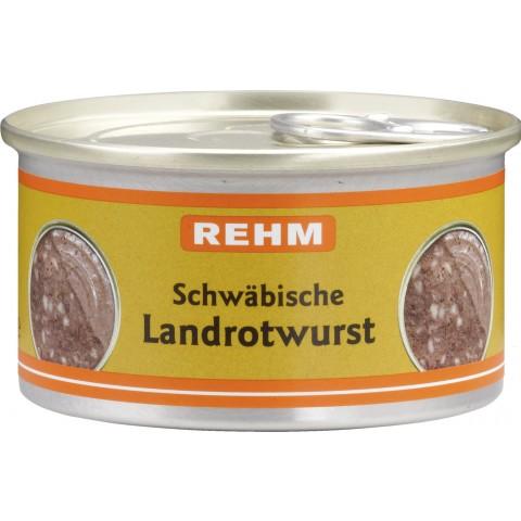 Rehm Schwäbische Landrotwurst 125 g