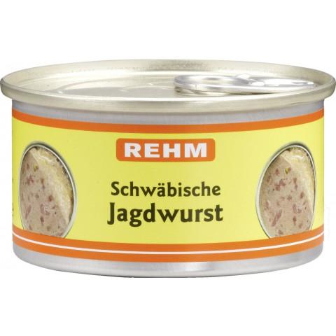 Rehm Schwäbische Jagdwurst 125 g