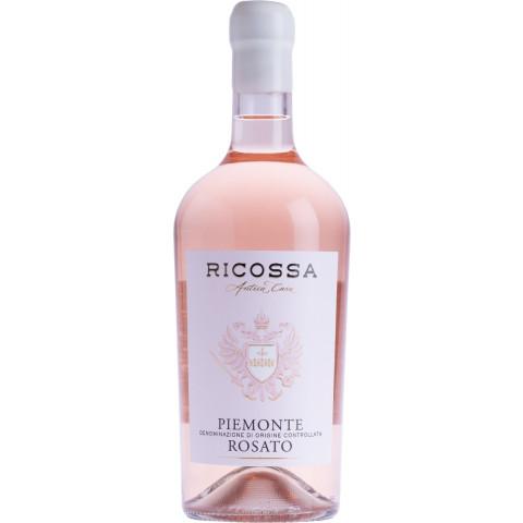 Ricossa Rosato Piemonte DOC trocken 2020 0,75L