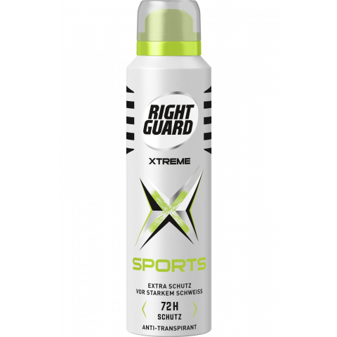 Right Guard Deospray Xtreme Sports