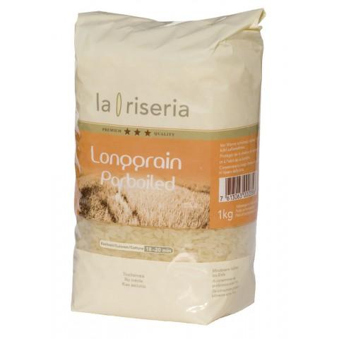 La Riseria Longgrain Parboiled Reis lose