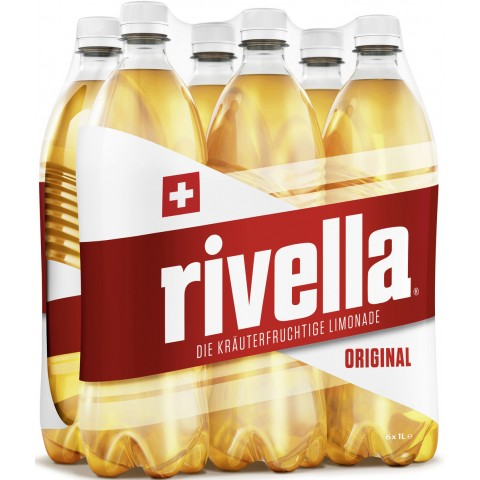 Rivella Original in PET Sixpack