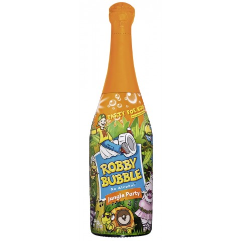 Robby Bubble Jungle Party 0,75 ltr