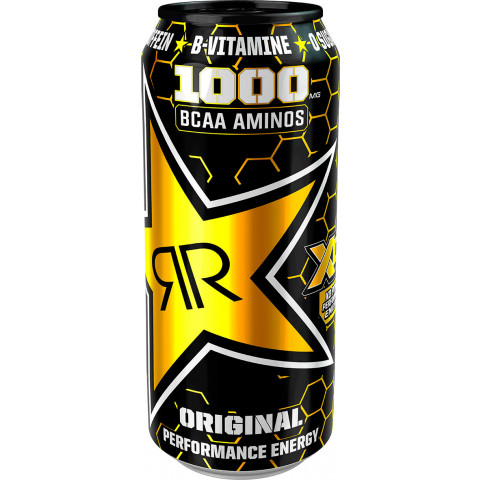 Rockstar Energydrink XD Power Original 0,5L