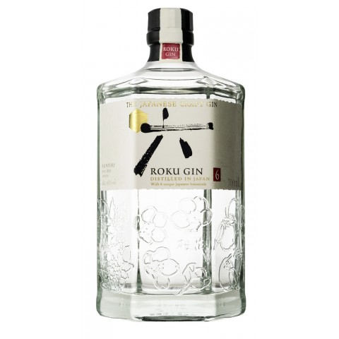 Roku Japanese Craft Gin 0,7 ltr