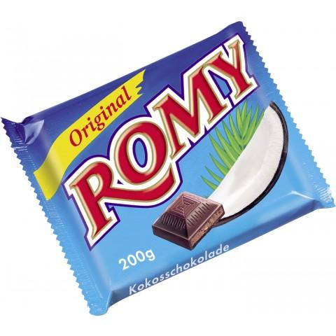 Romy Kokosschokolade 200 g
