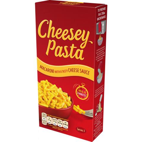 Manolo's Food Cheesey Pasta Makkaroni mit Käse Sauce 190 g