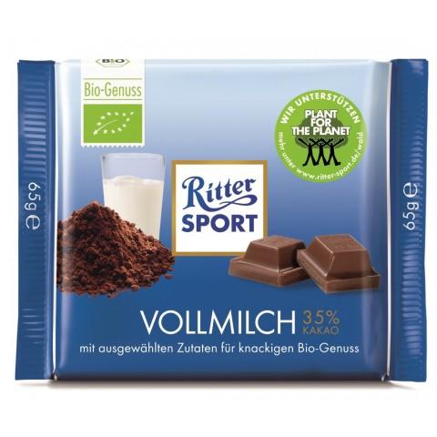 Ritter Sport Bio Vollmilch 35% Kakao