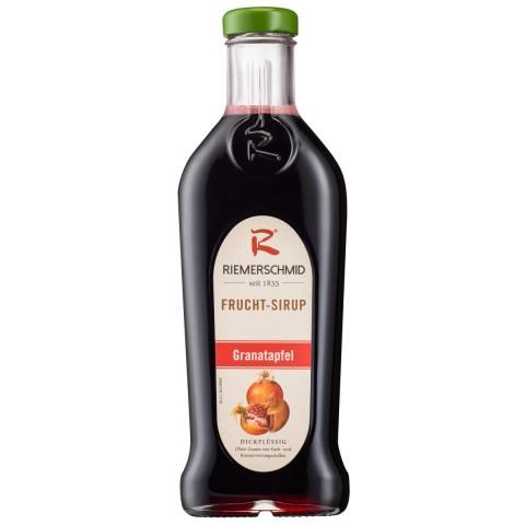 Riemerschmid Frucht-Sirup Granatapfel vegan 0,5 ltr