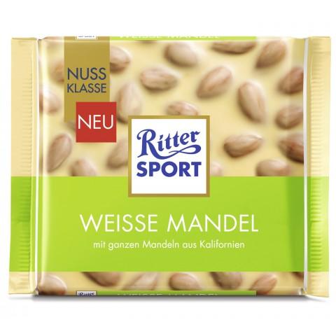 Ritter Sport Weisse Mandel 100 g