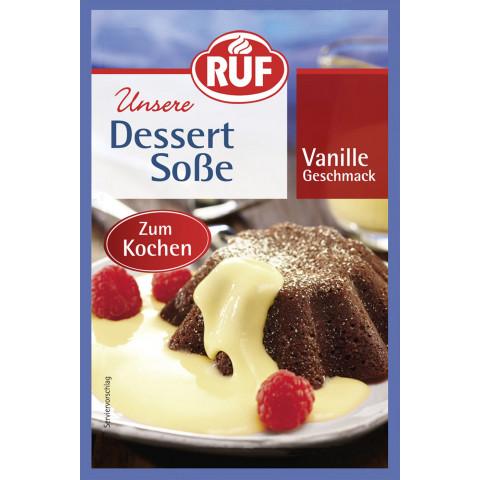 Ruf Dessertsoße Vanille zum Kochen 3x 18,5G