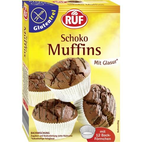 Ruf Unsere Schokomuffins glutenfrei