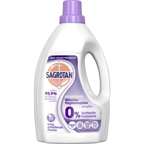 Sagrotan Desinfektion Wäsche-Hygienespüler Sensitiv 1,5L