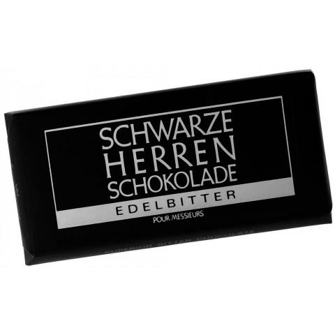 Sarotti Schwarze Herren Schokolade Edelbitter