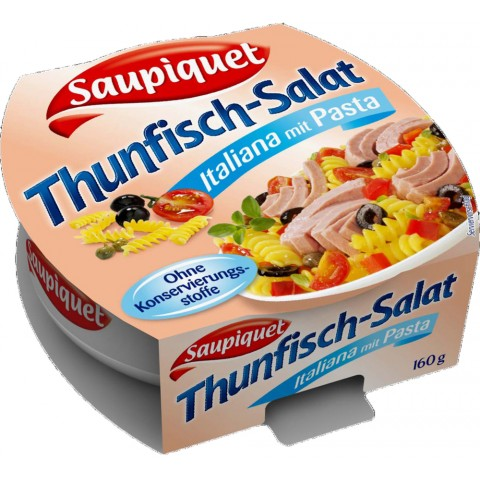 Saupiquet Thunfisch-Salat Italiana