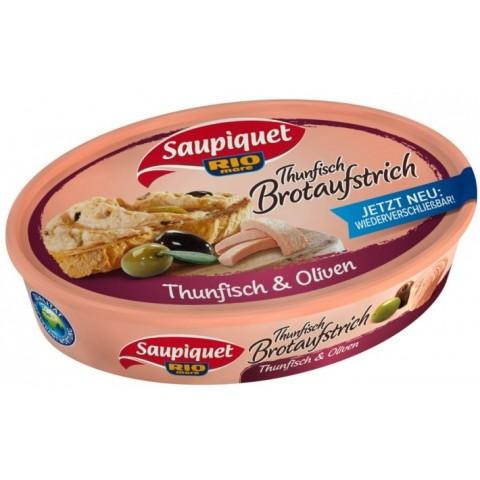 Saupiquet Brotaufstrich Thunfisch & Oliven