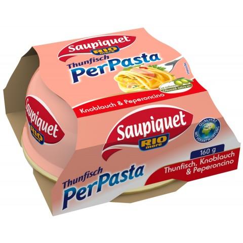Saupiquet Thunfisch für Pasta Knoblauch & Peperocino