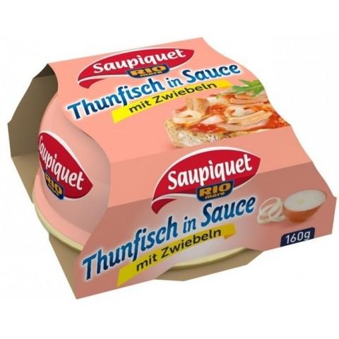 Saupiquet Thunfisch in Sauce mít Zwiebeln