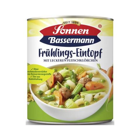 Sonnen Bassermann Frühlingstopf mit leckeren Fleischklößchen 800 g